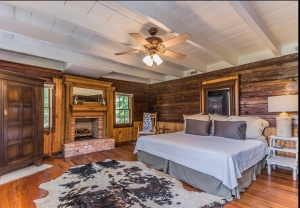 Staging of an 1830's Cabin in Madison